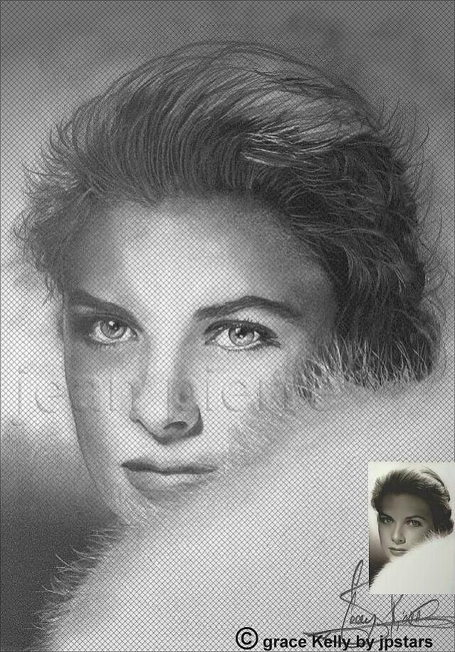Grace Kelly par JPSTARS